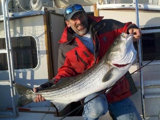fishing on bertram 28