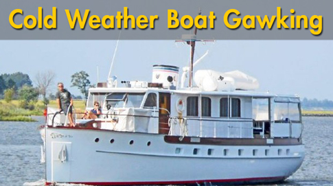Boats We Love: Cold Weather Dreaming