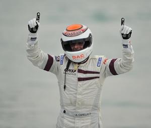 Carella Takes F1 H20 World Title