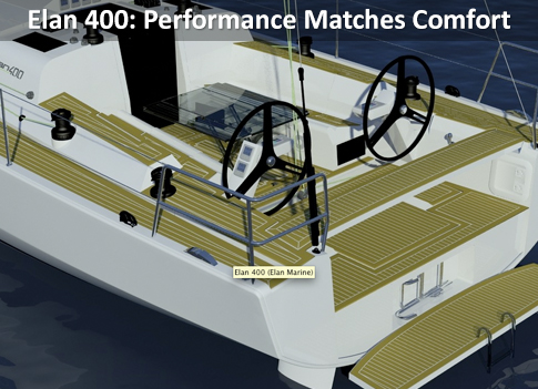 Elan 400: Performance Matches Comfort