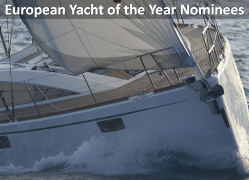 European Yacht of the Year Awards 2013: The Candidates thumbnail
