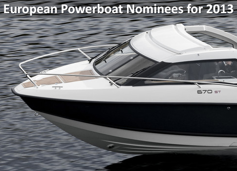 European Powerboat of the Year Awards 2013: The Candidates thumbnail