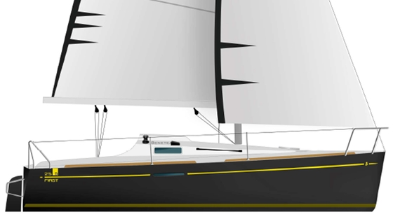 First Twenty and 25S: A Fresh Breeze for Two Beneteau Models thumbnail