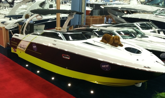 Four Winns Debuts Sundowner 265RS Cuddy at Miami Boat Show