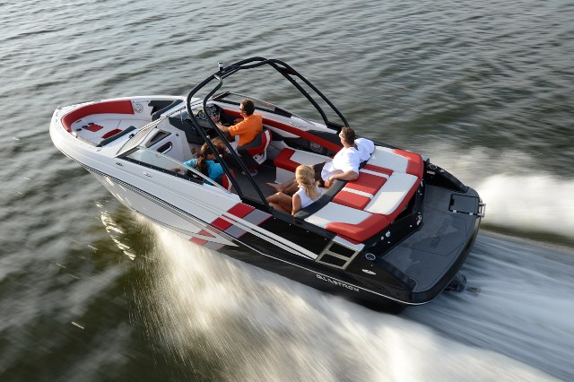 New Glastron Models for 2014: Jets, Legacy, and GTX