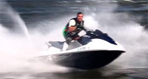 Manic Mondays: Jet Ski Jetty Jumping in New York City