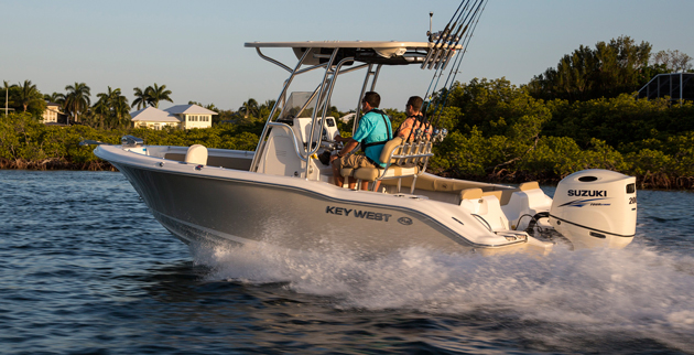 Boat Types We Love: Center Consoles