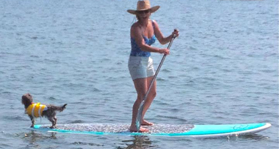 Why SUP? Top 10 Reasons To Go Paddleboarding