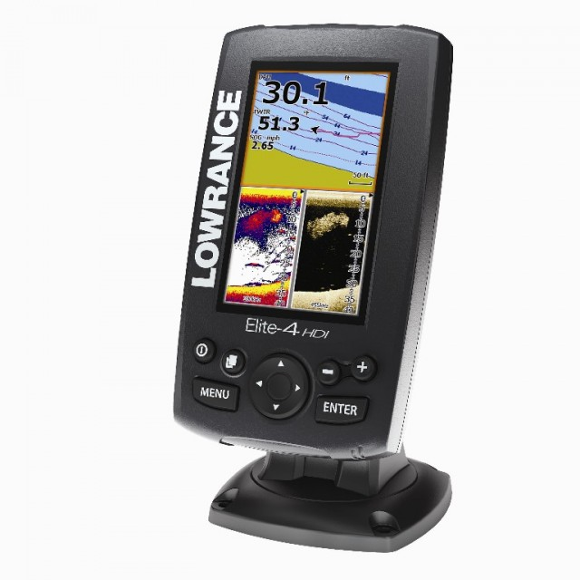 Fishing Friday: New Lowrance Elite-4 and Mark-4 HDI Fishfinders