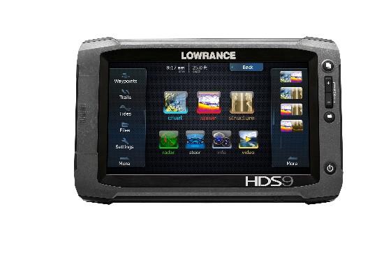 Marine Electronics Alert: Lowrance HDS Gen2 goes Touch Screen