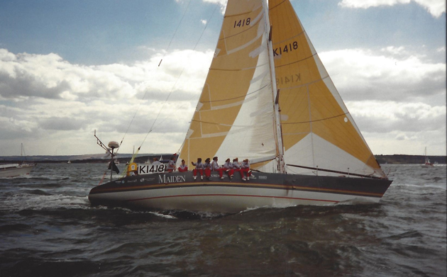 Maiden Rescue: Help Save a Sailing Icon