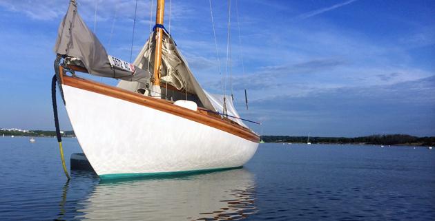 Boats We Love: Herreshoff Fish Class thumbnail