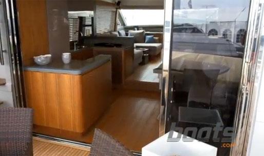 Monte Carlo Yachts 65: North American Debut