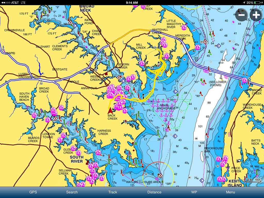Navionics App for Free? Yes, Please.