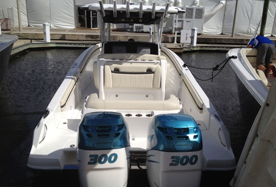 Nor-Tech Completes First Outboard-Powered 298 Sport Center Console