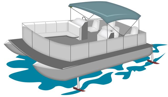 Popular PartyFoil: Pontoon Boats Go Airborne - boats.com JR06