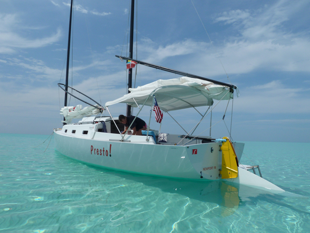 Boats We Love: The Presto 30 thumbnail