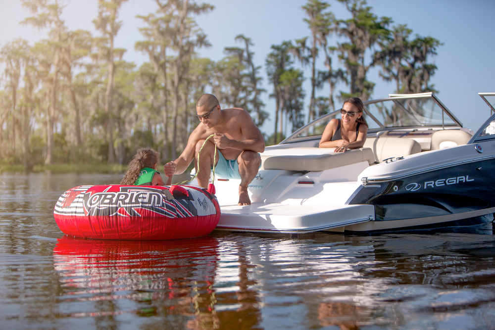 Top 5 Reasons to Go Boating
