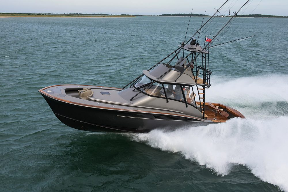 Jarrett Bay 46: A Sportfishing Boat Worthy of NASCAR