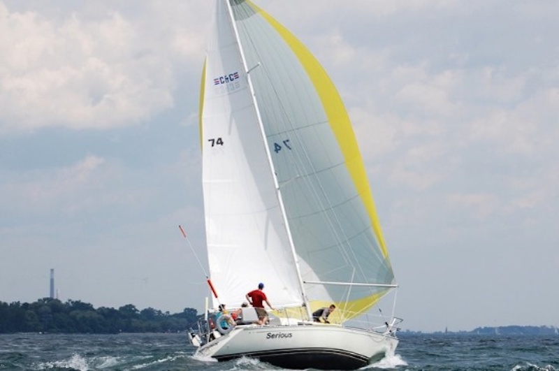 C&C 33, My Favorite Boat