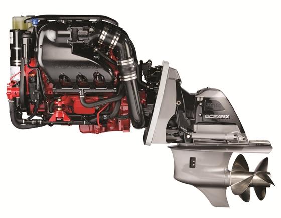 Volvo Penta V8-380 Engine Debuts at Ft. Lauderdale thumbnail