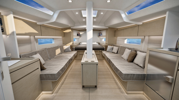 Advanced Yachts A44 Debuts in Genoa thumbnail