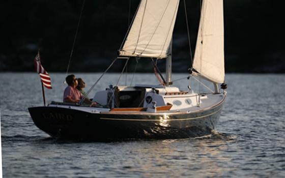 Alerion Express 28, a Favorite Boat