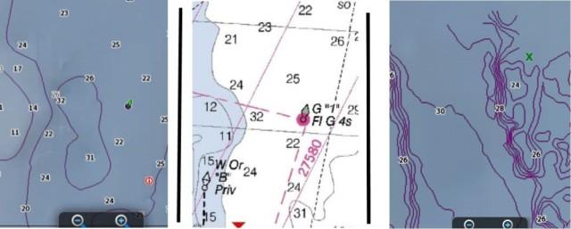 Fishing Friday: The Best Electronic Charts, C-Map vs. Navionics vs. Garmin vs. Lowrance thumbnail