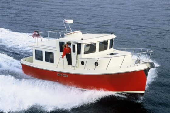 5 Reasons We Love Trawlers, Big and Small