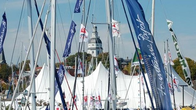 Annapolis Boat Shows Start This Week!