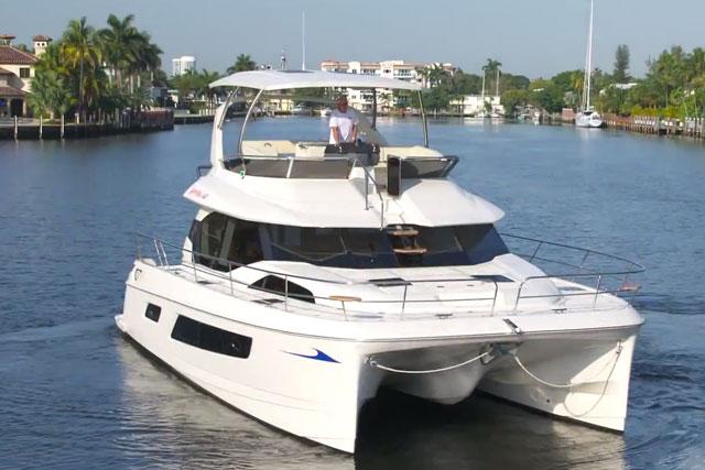 Boats We Love: Catamarans for Cruising from Aquila and Lagoon thumbnail
