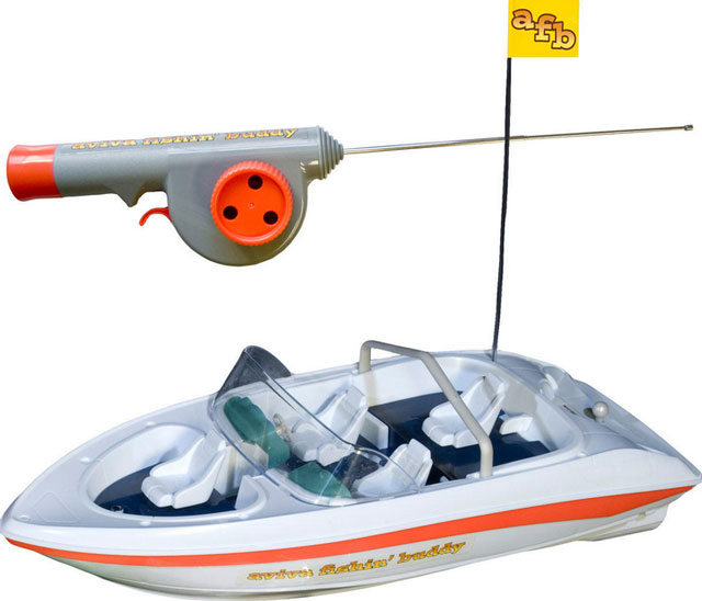 Fishing Friday: Wacky Tackle