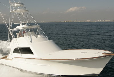 The Davis Yachts 58 is just one reason why the Buddy Davis name will live on