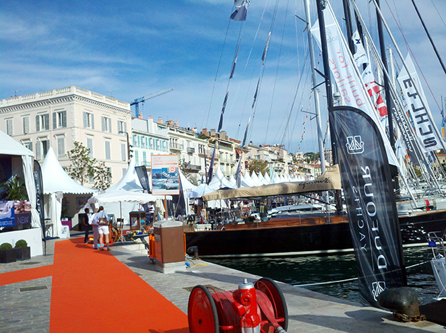 Cannes Boat Show: Boats Are Different Here thumbnail