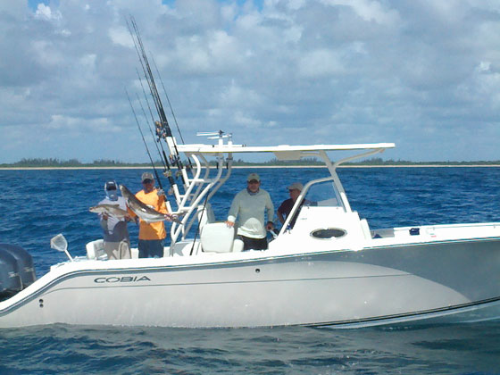 Fishing Friday: Cobia, Marlin, and Yellowfin, Oh My!