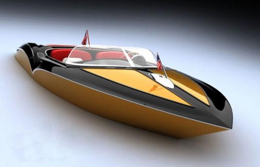 Danalevi Powerboats Go Retro thumbnail
