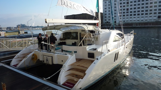 Discovery 50, a Catamaran to Sail the World