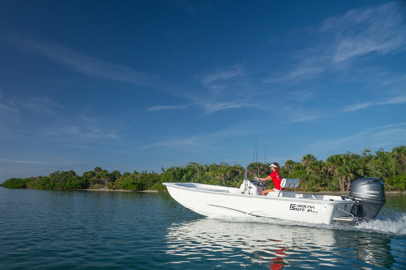 Boats We Love: Carolina Skiff 24