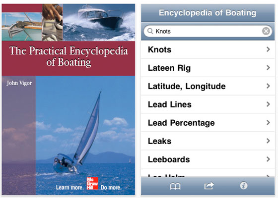 International Marine Offers Boating Apps thumbnail