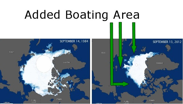 Boating and Global Warming: What Good Luck, What Bad Luck thumbnail