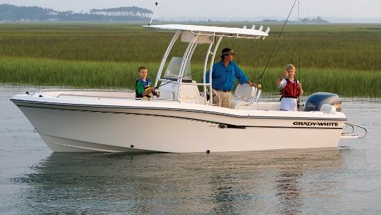 Grady-White Fisherman 209: Little Boat, Big Attitude thumbnail
