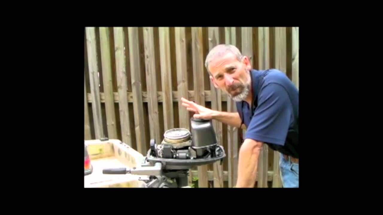 Video: How to Salvage (Pickle) an Outboard