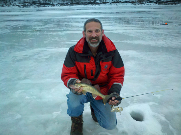 (Ice) Fishing Friday: Keep Your Toes Warm! thumbnail