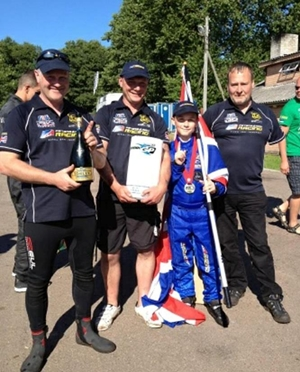 12-Year-Old Ben Jelf Takes Second European Title