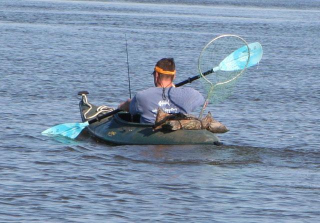 Fishing Friday: Kayak Attack thumbnail