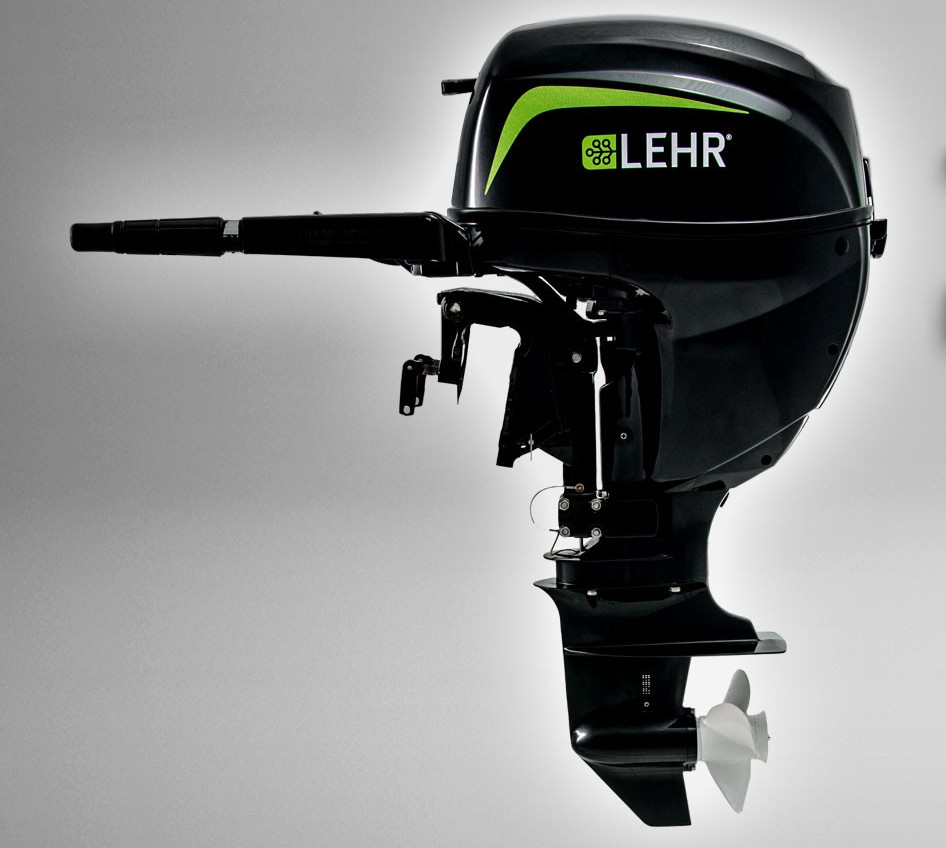 Lehr 25 Propane Outboard: Don't buy Gas—or Propane!