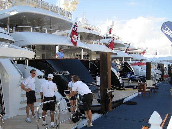 Ft. Lauderdale International Boat (Slide) Show thumbnail