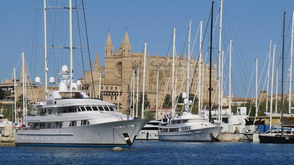 Mallorca cathedral