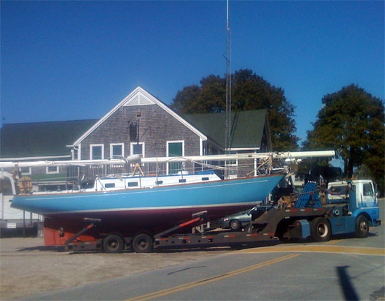 Season for Boat Improvements: Would $250 Help?