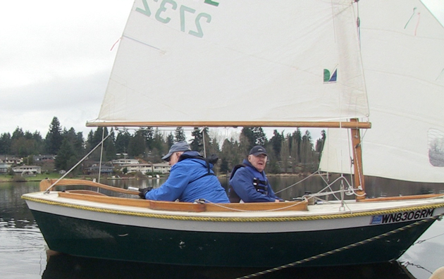 Perfect Boat? Chip Hanauer Finds His